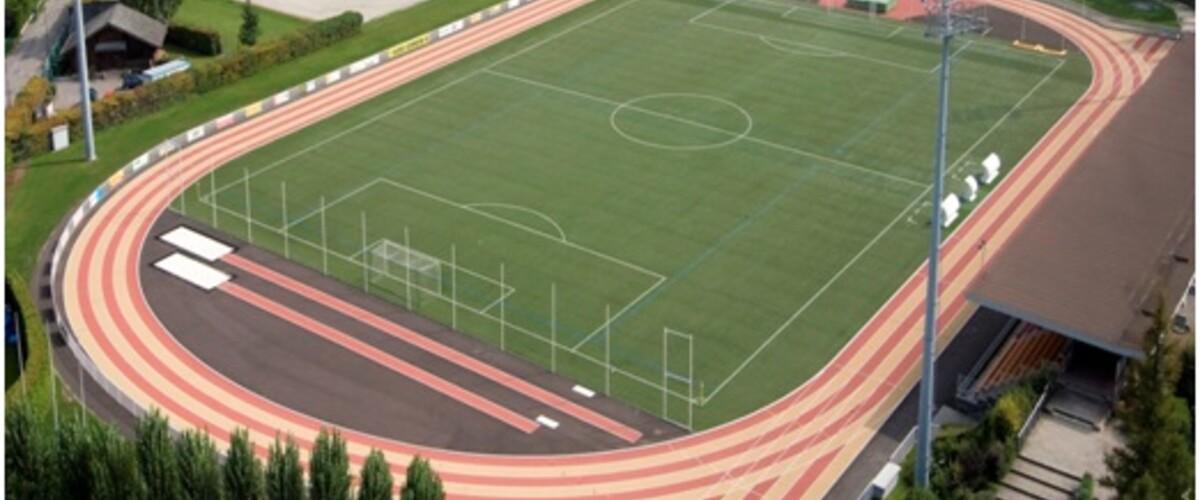 Stade intercommunal de Cluzes-Scionzier