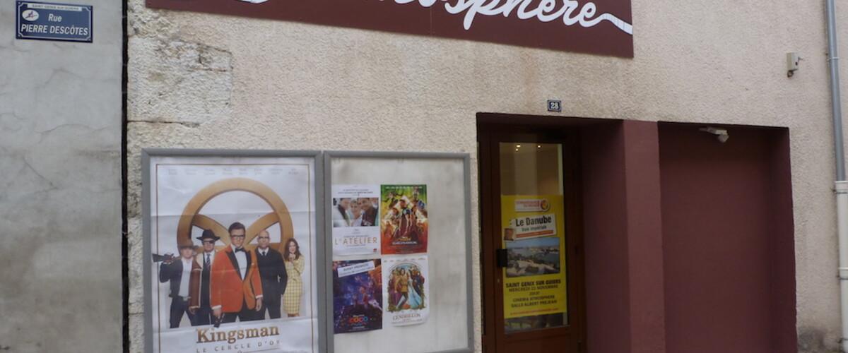 Saint-Genix-sur-Guiers - Cinéma l'Atmosphère