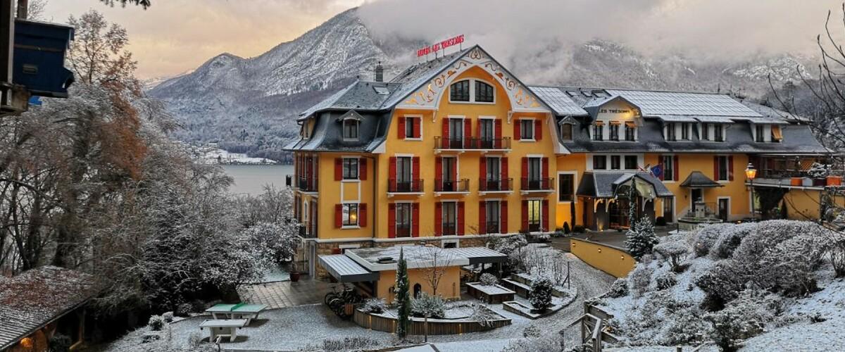 Hôtel Les Trésoms