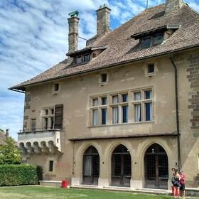 Château de la Ripaille THONON LES BAINS