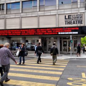 Théâtre Saint-Gervais Genève Genève