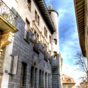 Maison Tavel Genève
