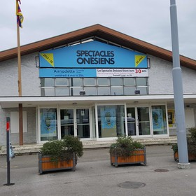 Spectacles Onesiens - Salle Communale Onex