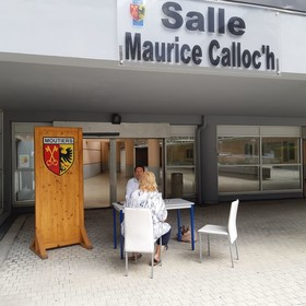 Salle Maurice Calloc'h MOUTIERS