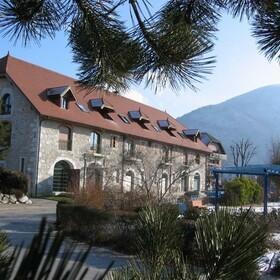 L'Abbaye Espace d'Art Contemporain ANNECY LE VIEUX