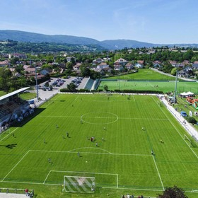 Stade des Grangettes RUMILLY