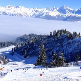 Combloux, Portes du Mont Blanc
