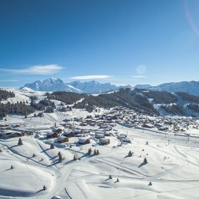 Front de neige de la Logère CREST VOLAND