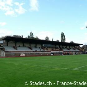 Stade Moynat THONON LES BAINS