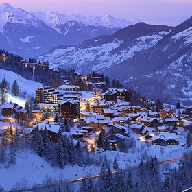 Courchevel SAINT BON TARENTAISE