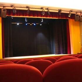 Salle de spectacle AIME