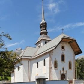 Eglises du Pays du Mont-Blanc CORDON
