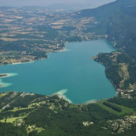 Lac d'Aiguebelette CHAMBERY