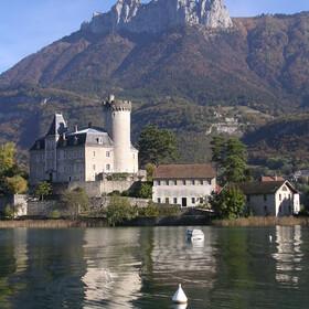 Château de Duingt DUINGT