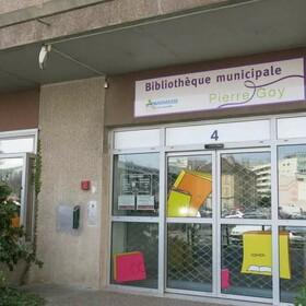 Bibliothèque municipale Pierre Goy ANNEMASSE