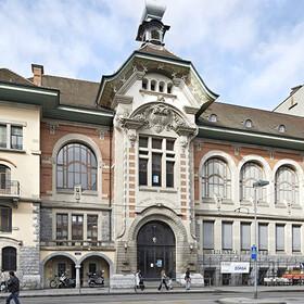 Maison communale de Plainpalais Genève