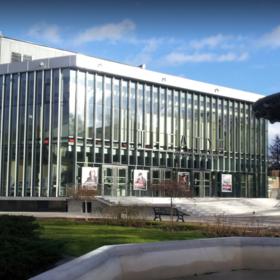 Maison des arts du Léman THONON LES BAINS