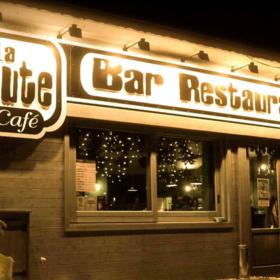 La Yaute Café CHAMONIX MONT BLANC